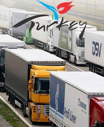 Растаможка грузов из Турции