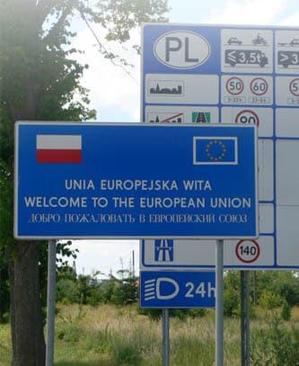 растаможка товаров из Польши
